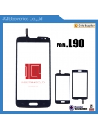 Touch screen digitizer glass panel
