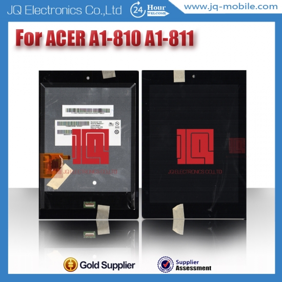 LCD Display+Touch Screen Digitizer Glass Assembly For Acer Iconia Tab A1-810 JQ