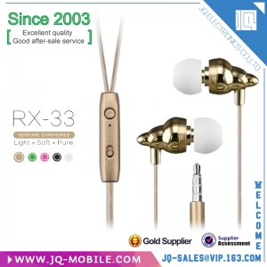 perfumed headphones earphone for apple